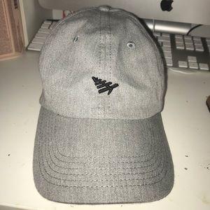 RocNation paper plane hat
